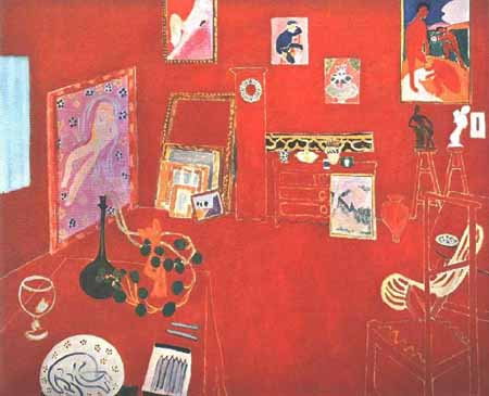All About Henri Matisse- Gallery Henry Henri Matisse Woman Reading